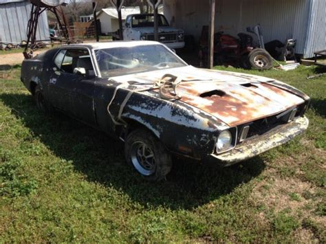 ford mustang mach  fastback projectnoreserve