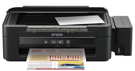 Printer Epson L210 Terkini Harga Printer Epson L210 Satu Untuk Semua Januari 2013 Informasi Harga Gadget Terbaru
