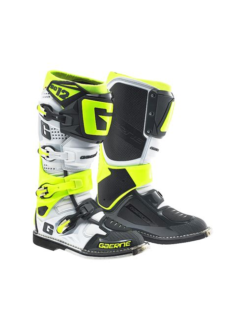 motocross gear singapore sg 12 motocross boot gaerne usa