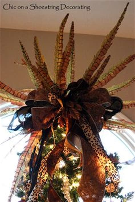 feather tree topper 1000 images about leopard on leopards leopard prints and trees