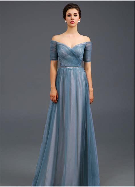 light blue off the shoulder dress light blue off the shoulder evening dress a line formal