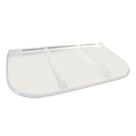 u shaped covers shape products 64 in x 38 in polycarbonate u shape