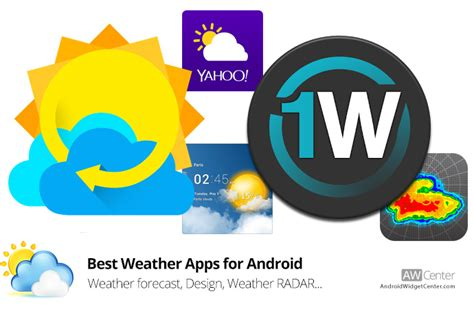 best android weather app best weather apps for android october 2015 aw