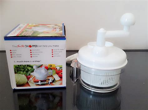 Blender Paling Murah chef power chopper blender 4in1 tanpa listrik