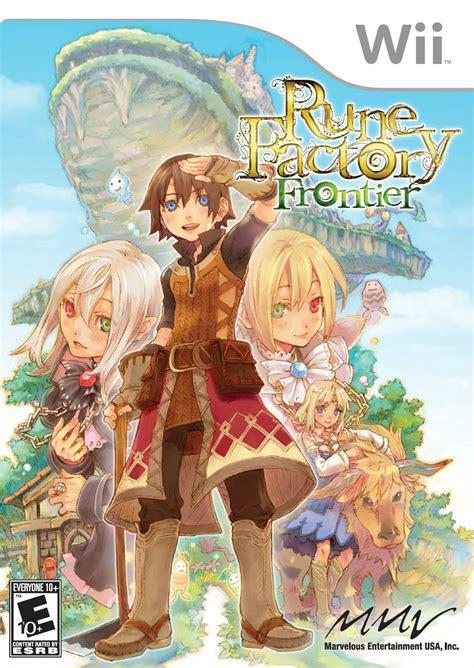 rune factory frontier rune factory wiki fandom