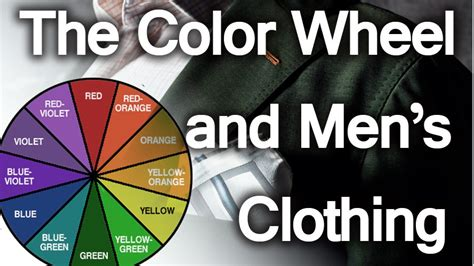 color wheel clothes how to combine colors in your wardrobe using the color