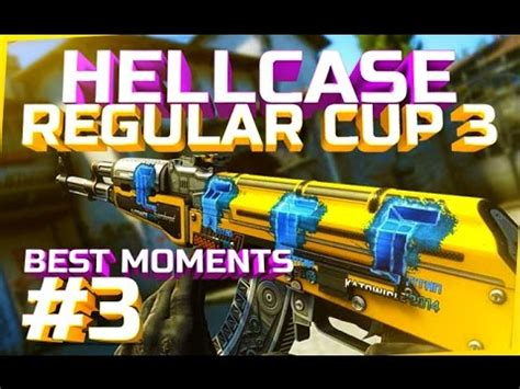 Hellcase Snapchat Giveaway - hellcase cup 3 part 3 youtube