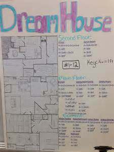 Home Design Math Project Every Year My 8th Grade Math Students Design Their Own