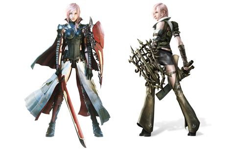 Ffxi Wardrobe by Lightning Returns Xiii On Preview