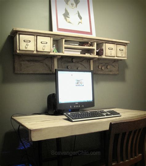 desk with cabinets above above desk shelves stunning best ideas about fold down