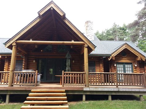log home maintenance midwest log home services