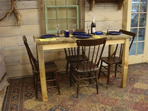 Counter Height Farmhouse Table by Farmhouse Counter Height Table 60 X 24 X