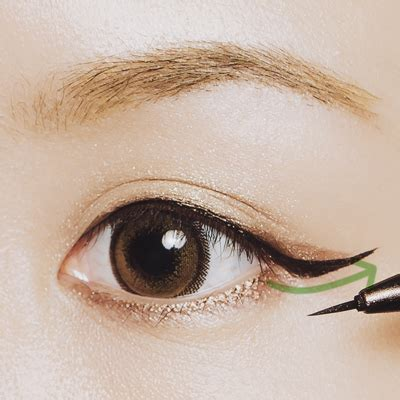 Eyeliner Trisia tutorial cat tricia will go places