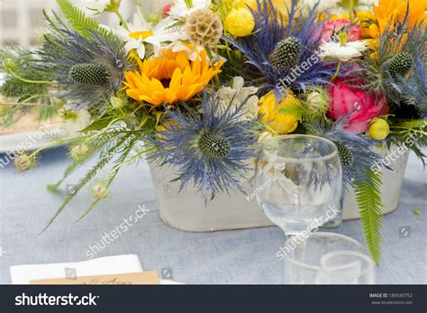 Beautiful Flowers In A Vase by Beautiful Flowers Vase Wedding Flowers Stock Photo