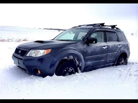 subaru forester xt sideways and hard launch | funnydog.tv