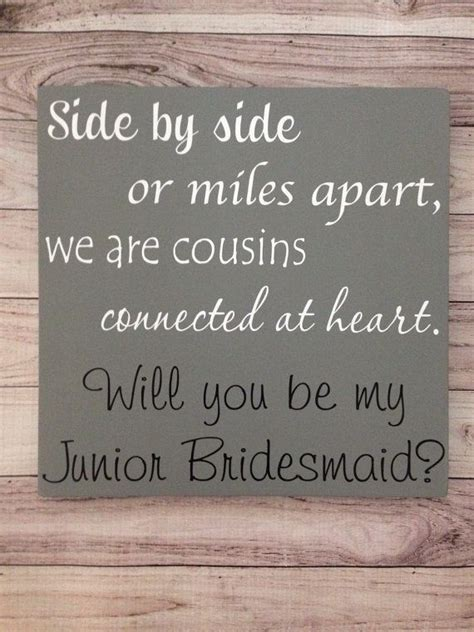 my dearest bridesmaid a heartfelt keepsake from the in your books 25 best ideas about junior bridesmaid gifts on