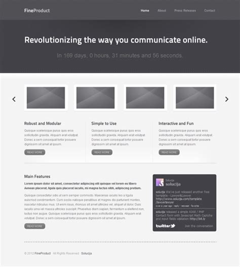 css templates for job website download free css templates solucija