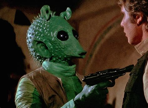 even greedo says han solo shot first