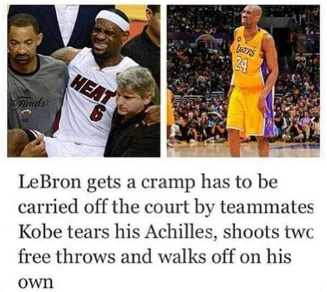 Lebron Kobe Jordan Meme - kobe bryant is better than lebron james dump a day