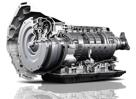ZF showcases new 8HP 8 speed automatic at Detroit