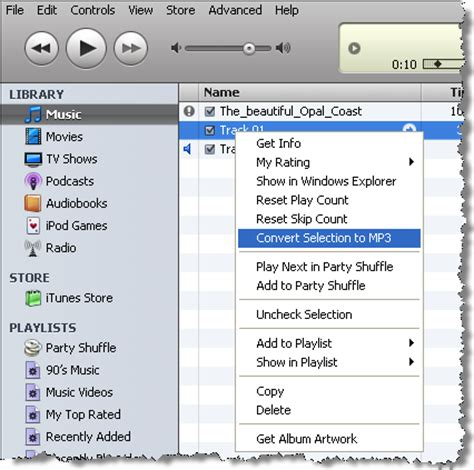 download mp3 converter to itunes convert cda to mp3 using itunes