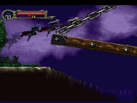 castlevania saturn castlevania symphony of the 1998 by kce nagoya