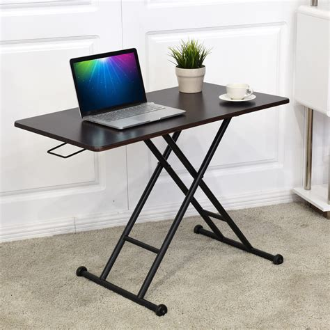 standing desk back height adjustable standing desk black thedeskdoctors h g