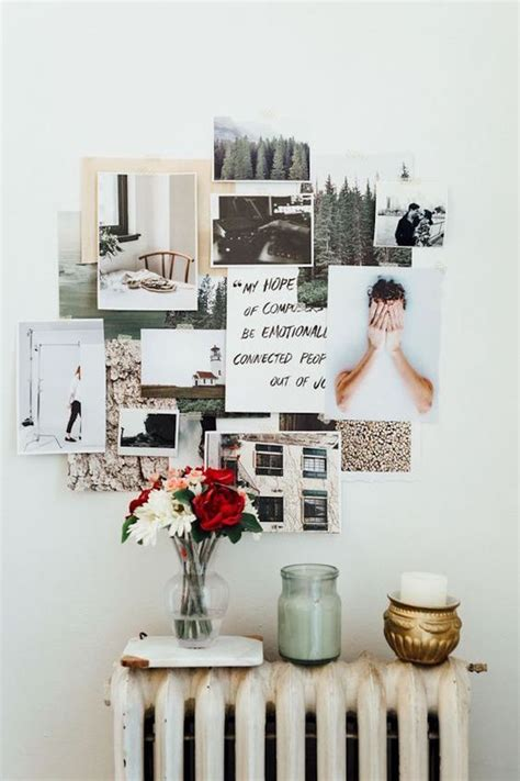 room decoration idea 25 unique photo decorations ideas on diy