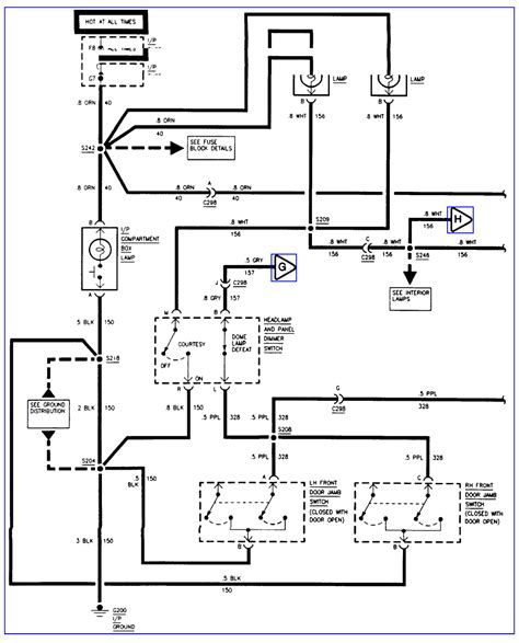 gmc headlight wiring diagram 35 wiring diagram