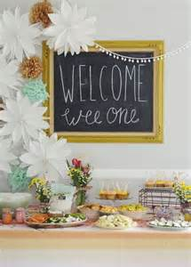 Gender Neutral Baby Shower Decoration Ideas by 41 Gender Neutral Baby Shower D 233 Cor Ideas That Excite