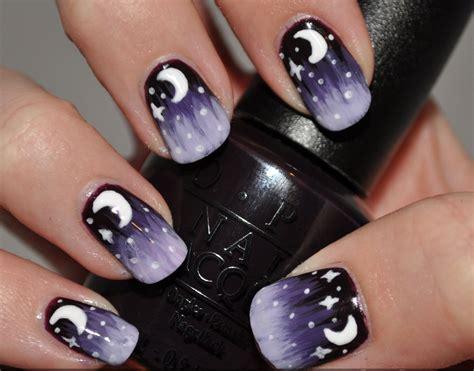 arte nails black nail arts arts