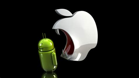 apple android 9 great apps for iphone that make android users green with envy