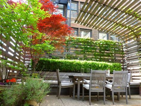 Dachterrasse Sichtschutz by 54 Bilder Mit Bepflanzung F 252 R Dachterrasse Archzine Net