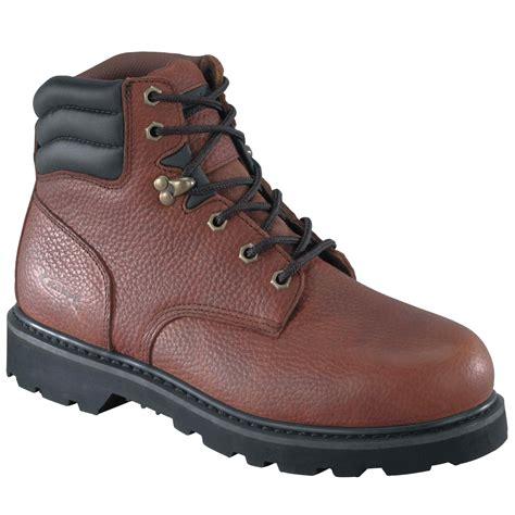 knapp shoes knapp backhoe steel toe work boot kn5020