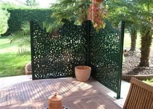 claustra palissade nos id 233 es pour rythmer le jardin