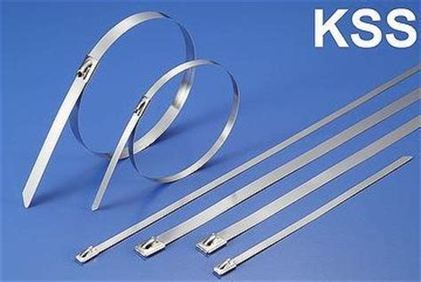 Cable Ties 155 X 25 Mm Kss taiwan kss stainless steel cable tie suh suh enterprise co ltd taiwantrade