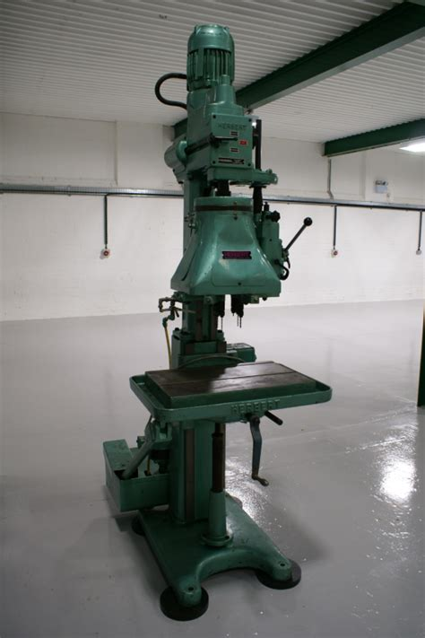 herbert  type multi spindle drill  sale machinery