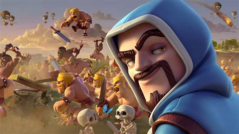 wallpaper laptop clash of clans clash of clans wallpapers pictures images