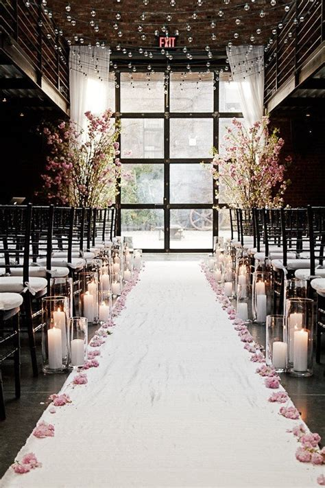 Wedding Aisle Decorations by Getting The Wow Factor At Your Wedding Design Ideas For