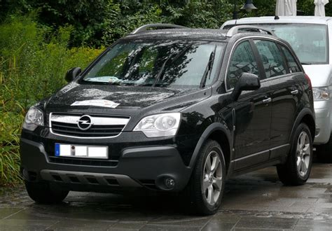 opel suv antara opel antara history photos on better parts ltd