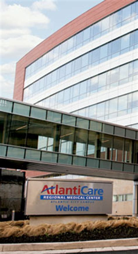 atlantic city healthcare atlanticare regional