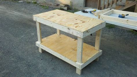 Just Garage Plans Simple Garage Shelf One 4 X8 Sheet Of Plywood And Ten 2