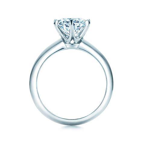 Tiffani Set Tifani engagement rings with the setting engagement