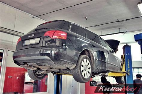 Audi A4 2 0 Tdi Dpf Probleme by Audi A4 B7 2 0 Tdi 140 Km Usuwanie Dpf Kreator Mocy