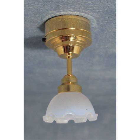 Battery Operated Ceiling Light Streets Ahead Battery Powered Pie Crust Ceiling Light