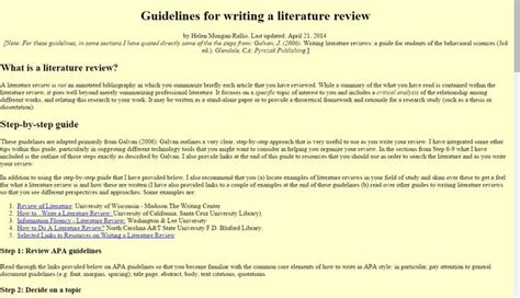 Capella Literature Review by 83 Best Phd Images On Academic Writing Thesis Writing And Phd Student