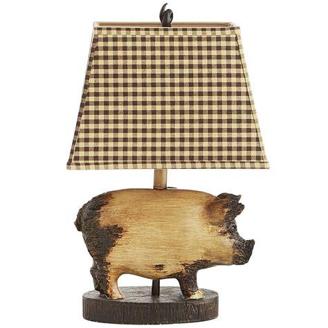 Hog Lighting Desk by Rodney The Pig Accent L Pier 1 Imports