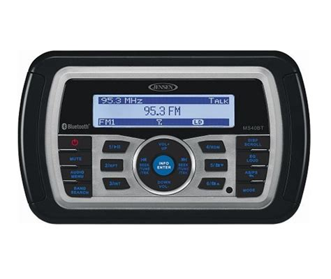 jensen boat stereo bluetooth jensen radio s