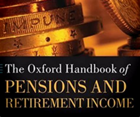 pensions secret investments books the oxford handbook of pensions and investment income