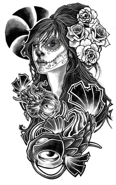 punk tattoo sleeve designs www imgkid com the image sleeve designs www imgkid the image